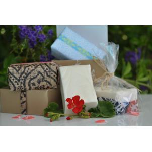 Geranium Citrus Zing soap